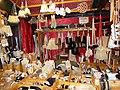 Brush stall in the Christmas market in the Alter Markt - geo.hlipp.de - 30808.jpg
