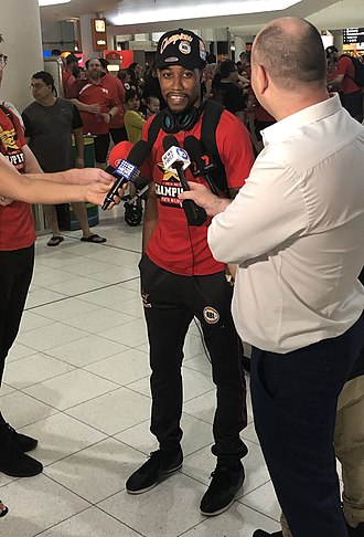 Bryce Cotton - Cotton in March 2019