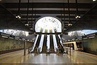 Budapest, metró 4, Bikás park, 2.jpg