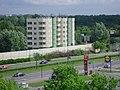 Budynek przy al. Reymonta w kierunku Powstańców Śląskich - panoramio.jpg