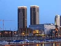Buenos Aires-Puerto Madero-Hilton-River View.jpg