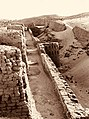 Buhen - Fortress in the Middle and the New Kingdom( about 1200 B.C.).jpg