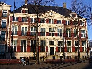 Buitenhof (The Hague) - The Vijverhof, number 37.