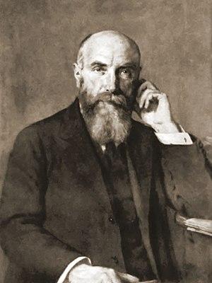 Franciszek Bujak - Franciszek Bujak at the Jagiellonian University