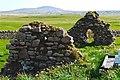Bunbeg - Magheragallon Cemetery - Ruins - geograph.org.uk - 1177901.jpg