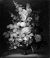 C.D. Fritzsch - En vase med blomster - KMS839 - Statens Museum for Kunst.jpg