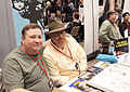 C2E2 2013 - Phil Hester and Ande Parks (8689968049).jpg