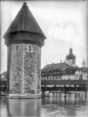 CH-NB - Luzern, Wasserturm, vue d'ensemble - Collection Max van Berchem - EAD-6742.tif