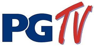 "CKPG-TV - Logo used during its ""PGTV"" branding."