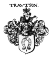 COA Trautson sw.png
