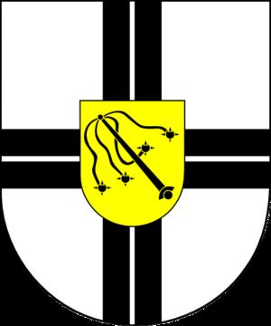 Johannes von Geissel - Image: COA cardinal DE Geissel Johannes Baptist Jacob