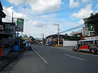Cabiao, Nueva Ecija - Downtown Cabiao
