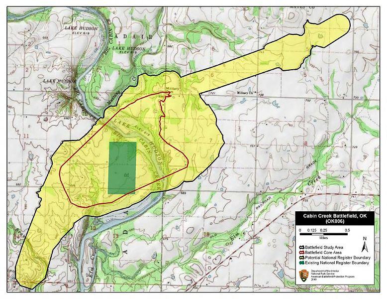 File:Cabin Creek Battlefield Oklahoma.jpg