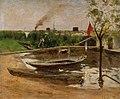 Caillebotte - Bootshafen an der Seine, um 1891.jpg
