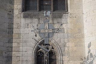 croix de mission d'Agen