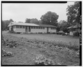 Camp Hofnung, Dormitory No. 1, Old Easton Road at Tohickon Creek, Pipersville, Bucks County, PA HABS PA,9-PIPERV.V,1A-5.tif