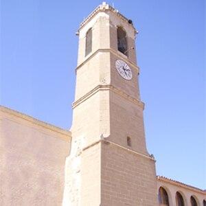 Térmens - Tower of St. John's church