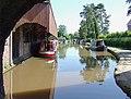 Canal by Betton Mill, Market Drayton, Shropshire - geograph.org.uk - 1593041.jpg