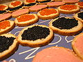 Canapés salmon eggs france.jpg