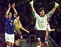 Cannavaro, Buffon, Italia-Paraguay 1998.jpg