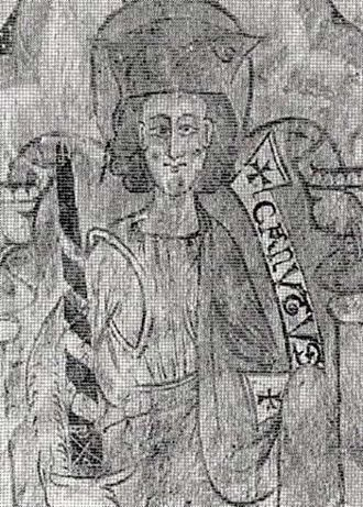 Canute I of Sweden - Canute I