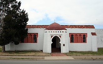 National Register of Historic Places listings in Cape Girardeau County, Missouri - Image: Cape Synagogue