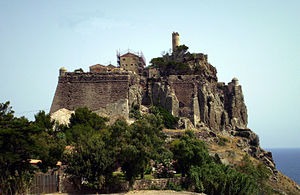Capraia - Fortress of St. George