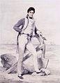 Captain Hoste of HMS Amphion by Henry Edridge (London 1768-1821).jpg