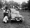 Car repair, French brand, automobile, Renault-brand Fortepan 84554.jpg