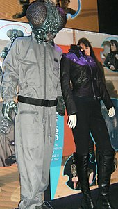 The Tritovores and the costume of Lady Christina at the Doctor Who Experience. & Planet of the Dead - Wikipedia