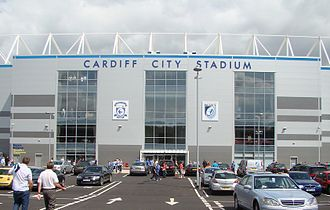 Sport in Cardiff - Cardiff City Stadium, the home  ground of Cardiff City (association football)