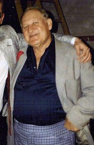Carl Fontana - Fontana at Ball State University, 1989