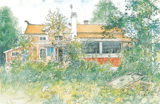 The Cottage. From A Home (26 watercolours)