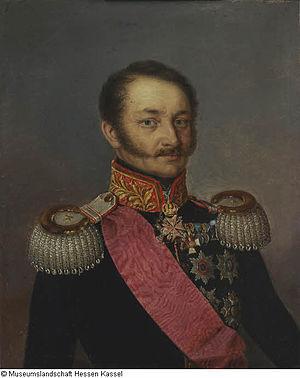 Charles, Landgrave of Hesse-Philippsthal-Barchfeld - Image: Carlod'Assia Philippsthal Barchfeld