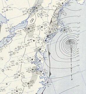 Hurricane Carol (1953) Category 5 Atlantic hurricane in 1953