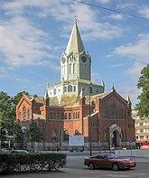 Fil:Caroli kyrka, Malmö, 2012 2.jpg