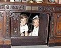 Caroline Kennedy Kerry Kennedy Resolute Desk a (cropped).jpg