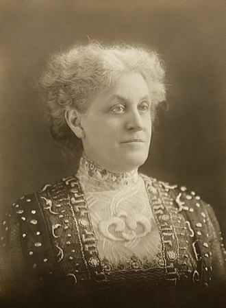 League of Women Voters - Founder Carrie Chapman Catt