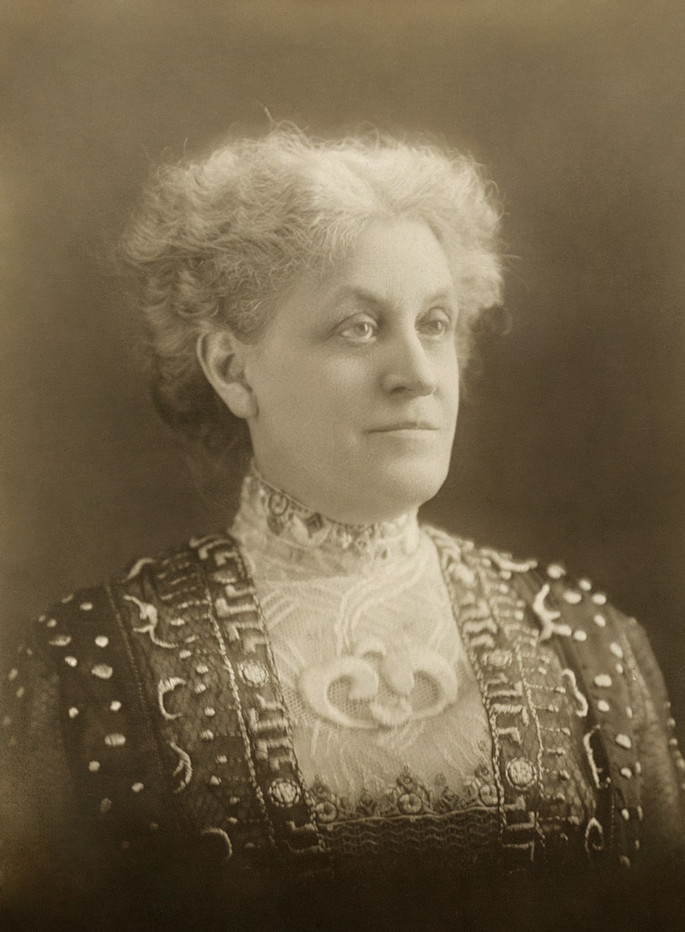 Carrie Chapman Catt - National Woman's Party Records