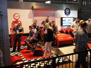 Cars 2 (video game) - Cars 2 was unveiled during E3 2011. A playable demo was presented in a Cars-styled booth.
