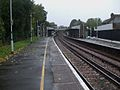 Carshalton Beeches stn look west.JPG