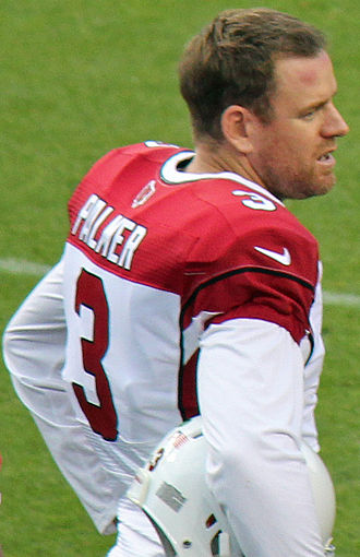 Carson Palmer - Palmer with the Arizona Cardinals in 2015