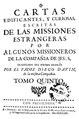 Cartas edificantes y Curiosas (Tomo 5) - Compañía de Jesús.pdf