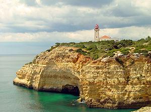 Lagoa, Algarve - The Lighthouse of Alfanzina (Carvoeiro).