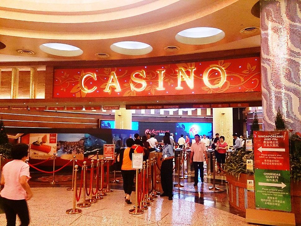 Casino at RWS