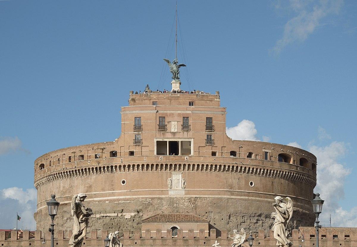 Castel Sant'Angelo - Wikipedia