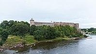 Castillo de Ivangorod, Ivangorod, Rusia, 2012-08-10, DD 01.JPG