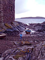 Castle Harbour and Wee Cumbrae - panoramio.jpg
