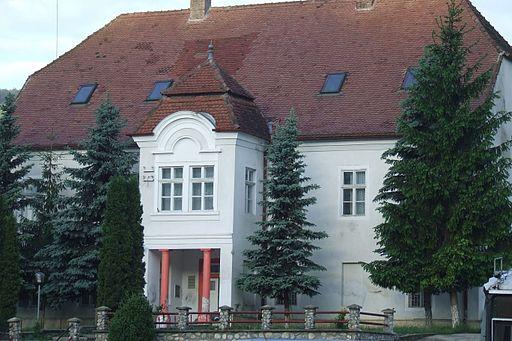 Castle in Nadasel (Cluj County, Romania)