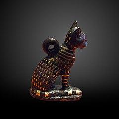 Cat amulet-E 10661